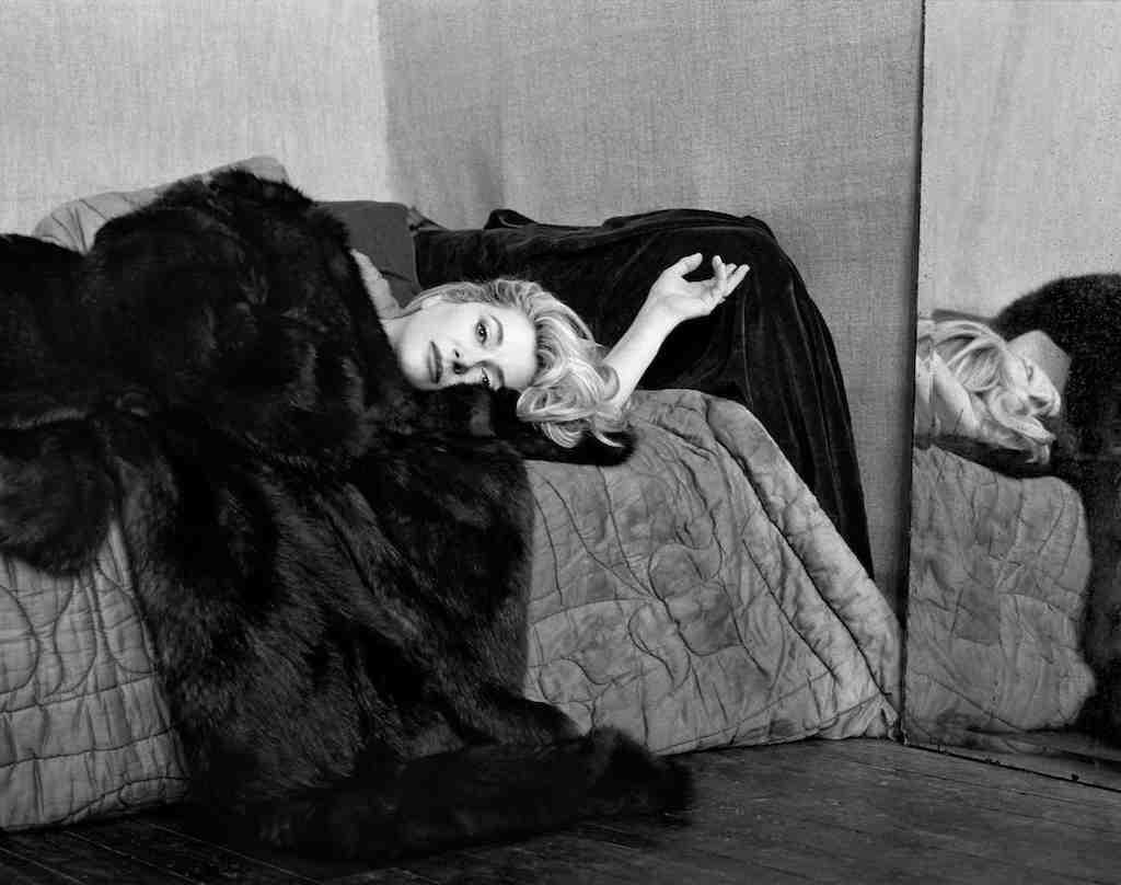 Catherine Deneuve - Actrices (c) Kate Barry - Galerie Cinéma / Anne-Dominique Toussaint