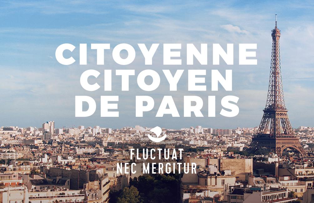 Carte citoyenne Paris