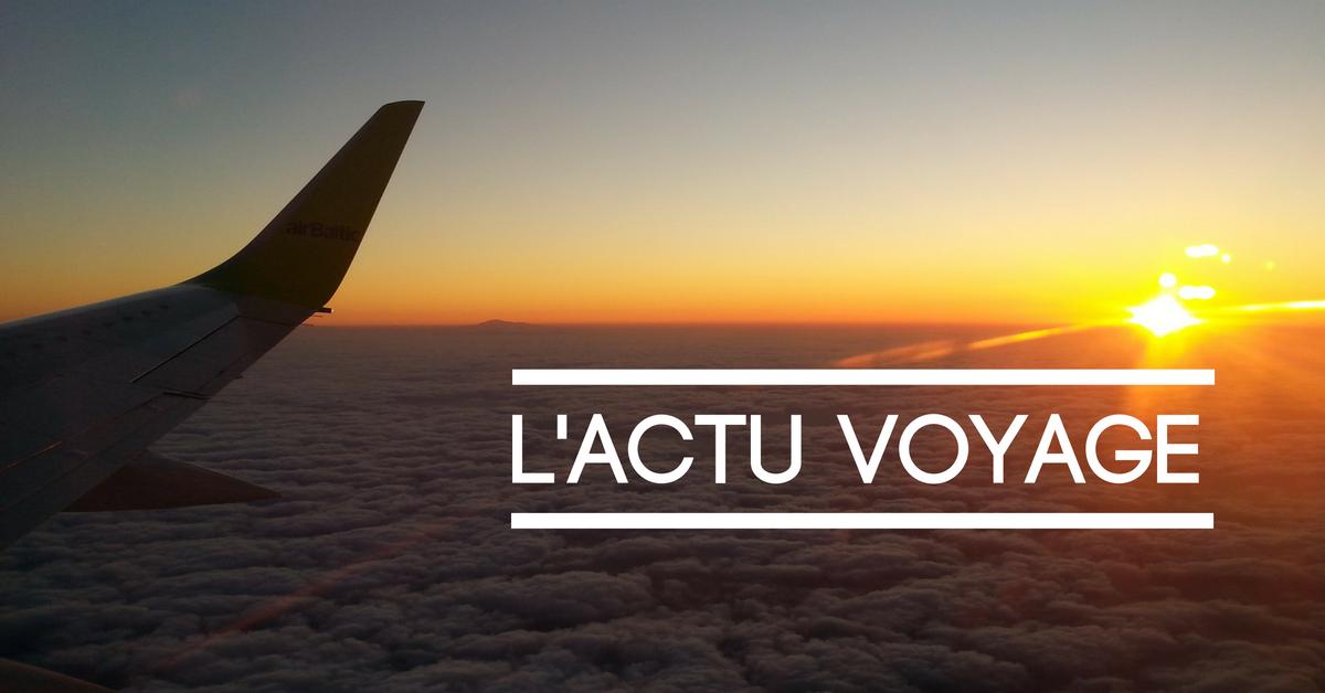 L'Actu Voyage