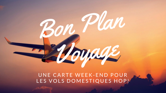 Carte week-end Hop !