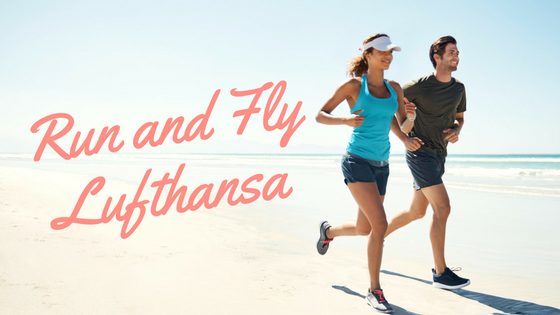 Run and Fly Lufthansa