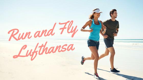 Run and Fly Lufthansa