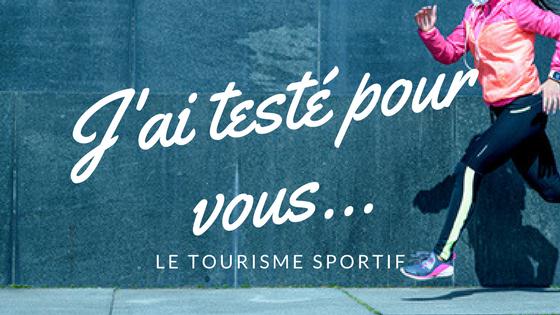 tourisme sportif