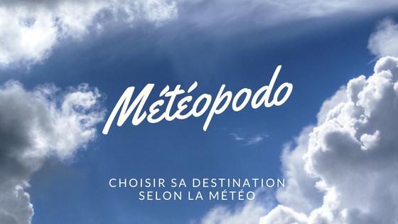 meteopodo - météo destination