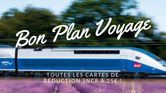 Bon plan black friday SNCF