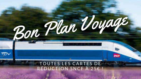 Bon plan black friday SNCF