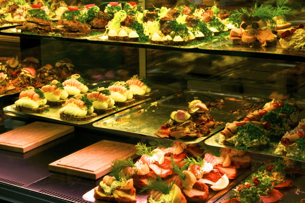 Smørrebrød à Torvehallerne
