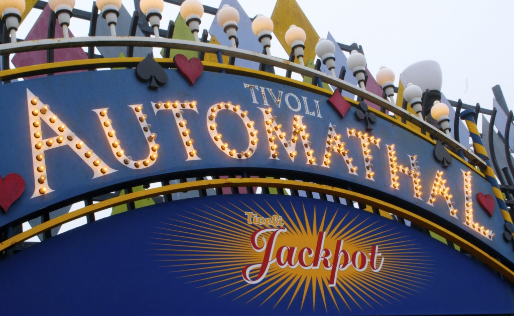 Parc d'attraction de Tivoli