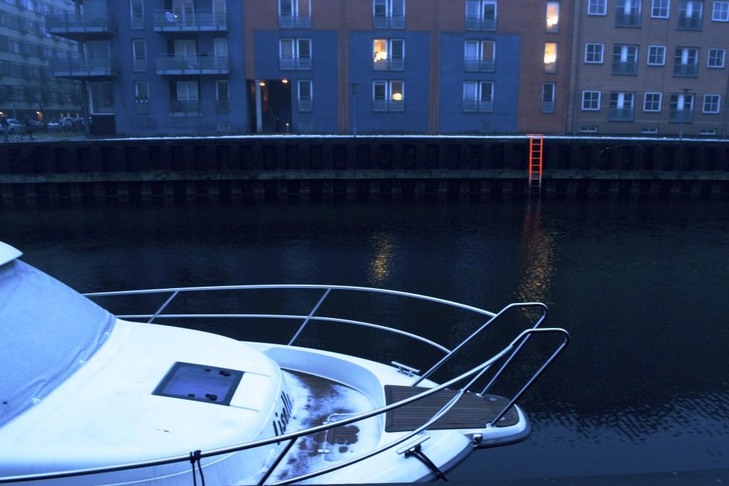 Canaux de Copenhague